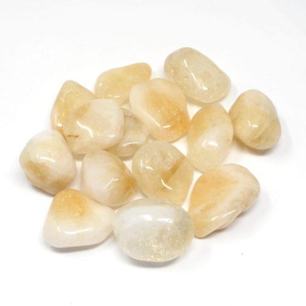 Citrine lg/xl 16oz tumbled All Tumbled Stones bulk citrine