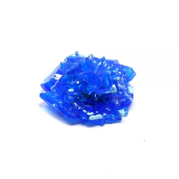 Chalcanthite Crystal Cluster All Raw Crystals chalcanthite