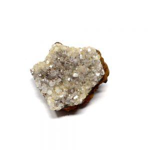 Mimetite, Wulfenite, and Hemimorphite Crystal Raw Crystals hemimorphite
