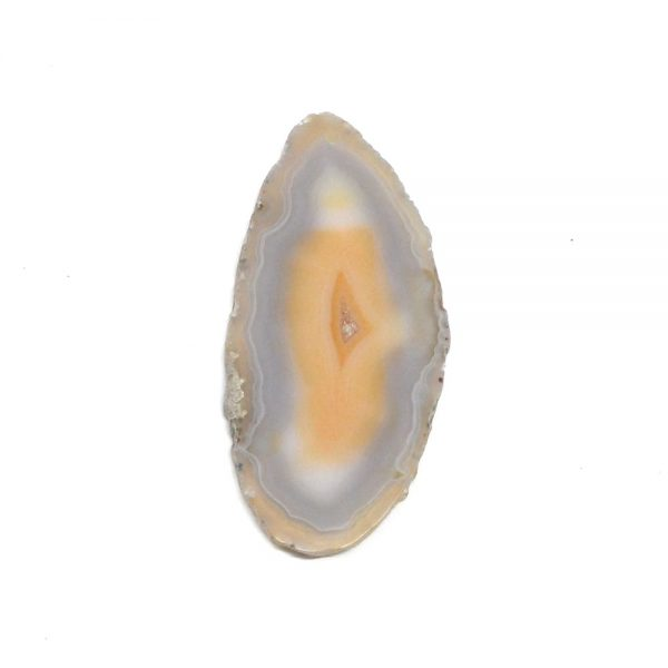 Natural Agate Slice Drilled Agate Products agate