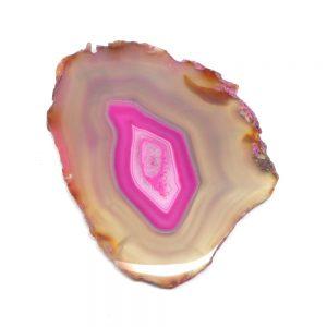 Pink Agate Crystal Slab Agate Slabs agate