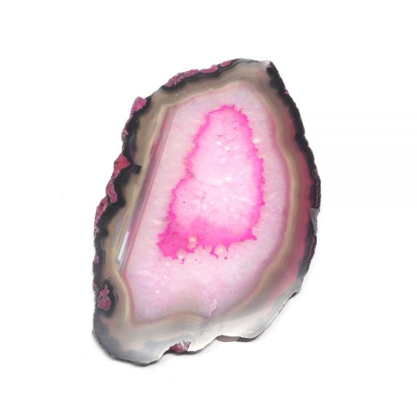 Pink Agate Crystal Slab Agate Products agate