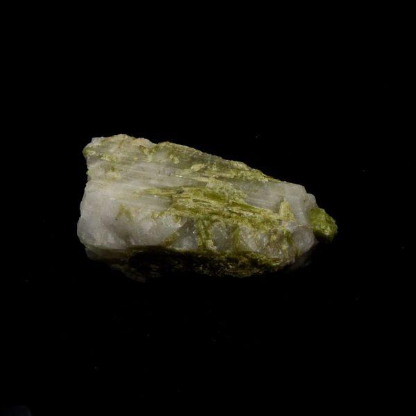 Green Tourmaline on Quartz All Raw Crystals crystal energy work green tourmaline