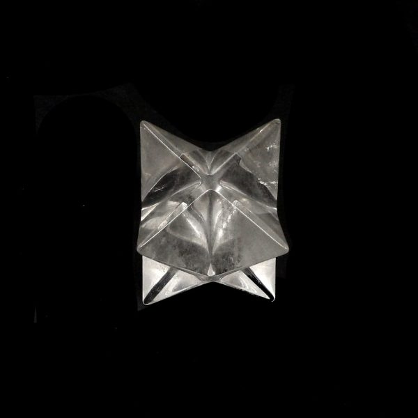 Quartz Crystal Merkaba All Specialty Items clear quartz