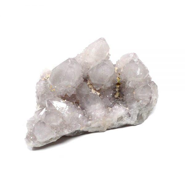 Spirit Quartz Cluster All Raw Crystals cluster