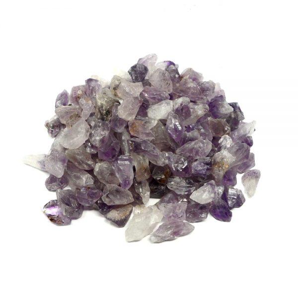 Amethyst Points sm 16oz All Raw Crystals amethyst