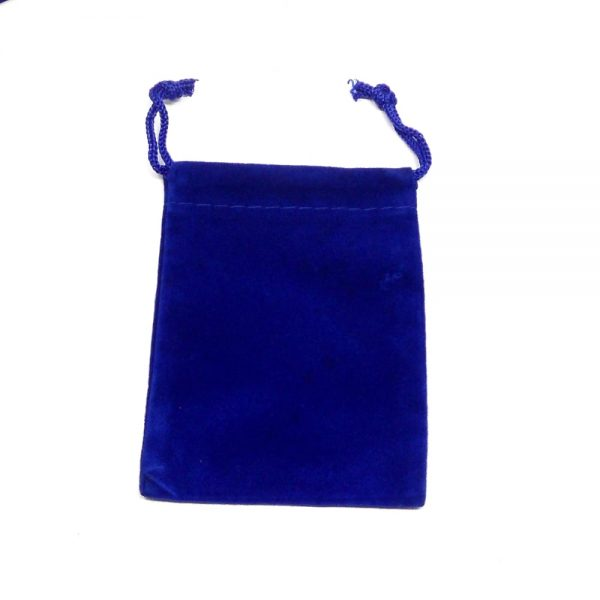 Blue Pouch Medium 12 pack Accessories blue crystal pouch