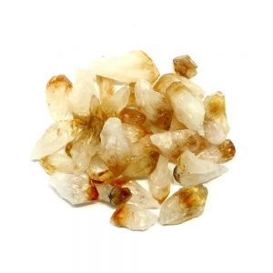 Citrine Points sm 8oz All Raw Crystals bulk citrine