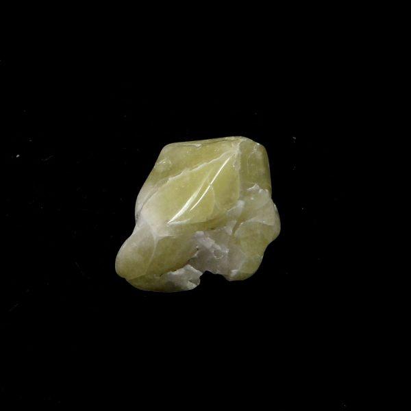 Sulphur Quartz Pebble All Gallet Items crystal pebble
