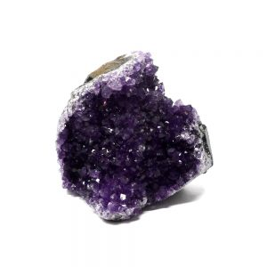 Amethyst Cluster with Cut Base XQ All Raw Crystals amethyst