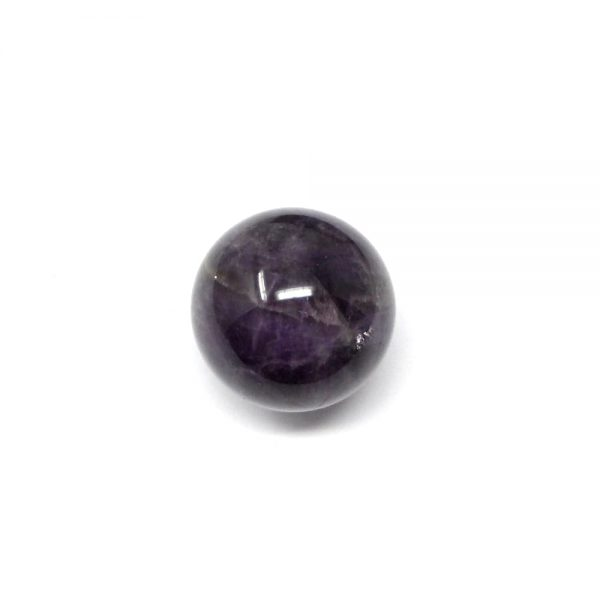 Amethyst Sphere 25mm All Polished Crystals amethyst