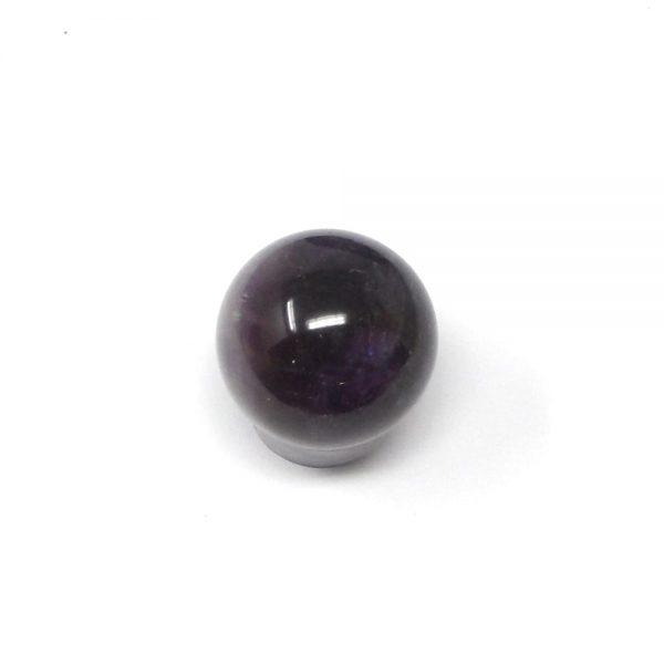 Amethyst Sphere 20-25mm All Polished Crystals amethyst