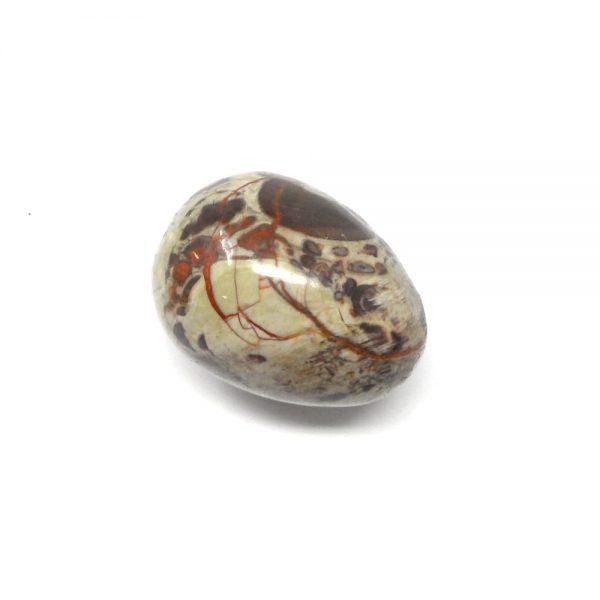 Birds Eye Rhyolite Egg All Polished Crystals birds eye rhyolite