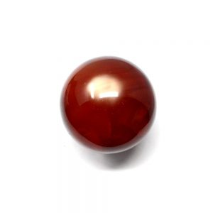 Carnelian Sphere 45mm All Polished Crystals carnelian
