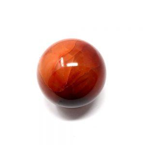 Carnelian Sphere 56mm All Polished Crystals carnelian