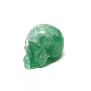 Fluorite Crystal Skull All Polished Crystals crystal skull