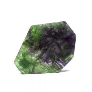 Fluorite Freeform Slab Gallet crystal slab