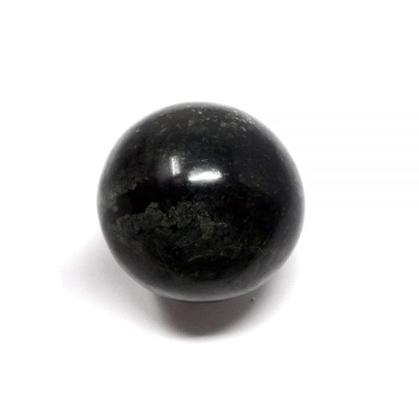 Globe Stone Sphere 58mm All Polished Crystals crystal sphere