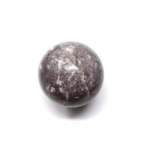 Lepidolite Sphere 40mm Polished Crystals crystal sphere