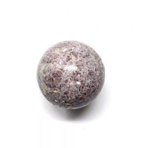 Lepidolite Sphere 45mm Polished Crystals crystal sphere