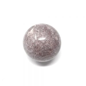 Lepidolite Sphere 45mm Polished Crystals crystal sphere