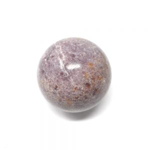 Lepidolite Sphere 48mm Polished Crystals crystal sphere
