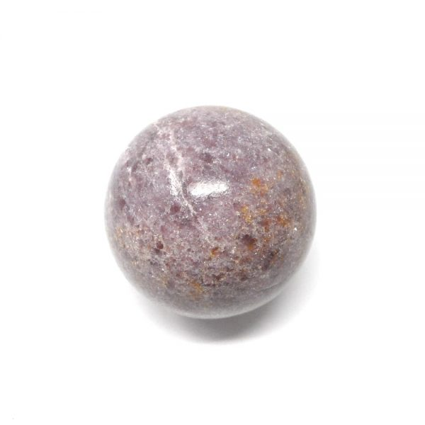 Lepidolite Sphere 48mm All Polished Crystals crystal sphere