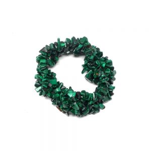 Malachite 5-Strand Chip Bracelet All Crystal Jewelry bracelet
