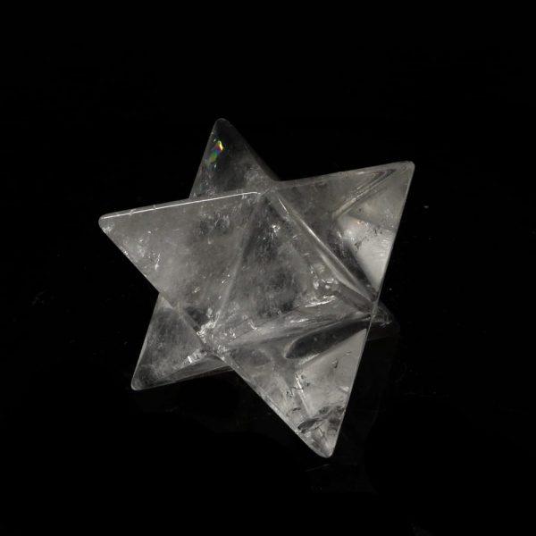 Clear Quartz Merkaba All Specialty Items clear quartz