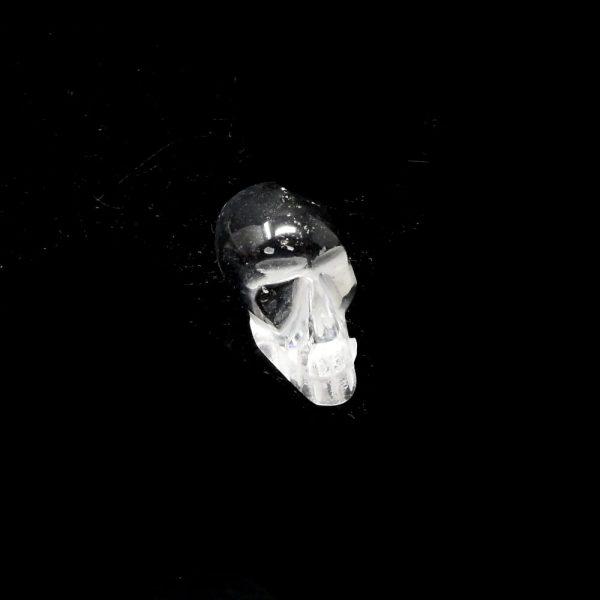 Quartz Mini Skull All Polished Crystals clear quartz mini skull