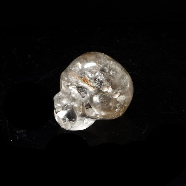 Clear Quartz Skull All Polished Crystals clear quartz