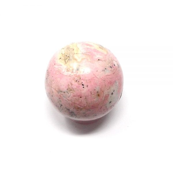Rhodochrosite Sphere 47mm All Polished Crystals crystal sphere