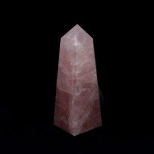 Rose Quartz Obelisk All Polished Crystals crystal energy generator