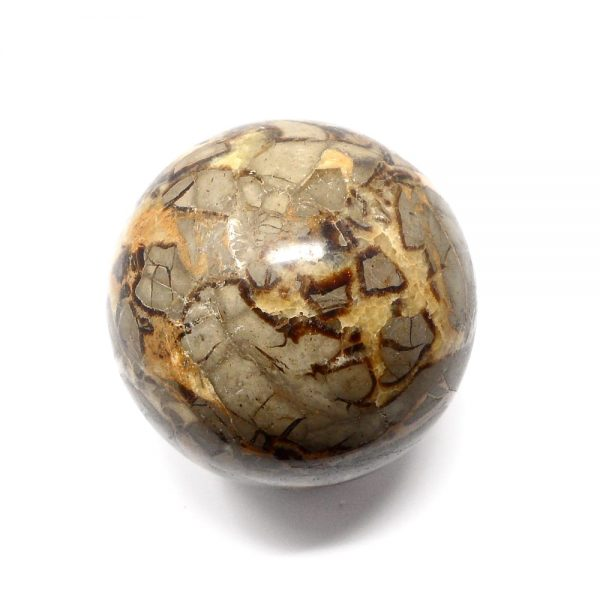 Septarian Sphere 75mm All Polished Crystals crystal sphere