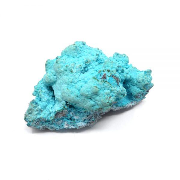Blue Hemimorphite All Raw Crystals blue crystal