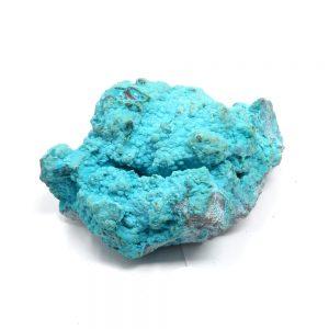 Blue Hemimorphite Raw Crystals blue crystal