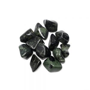 Crocodile Jasper lg tumbled 8oz All Tumbled Stones bulk crystals