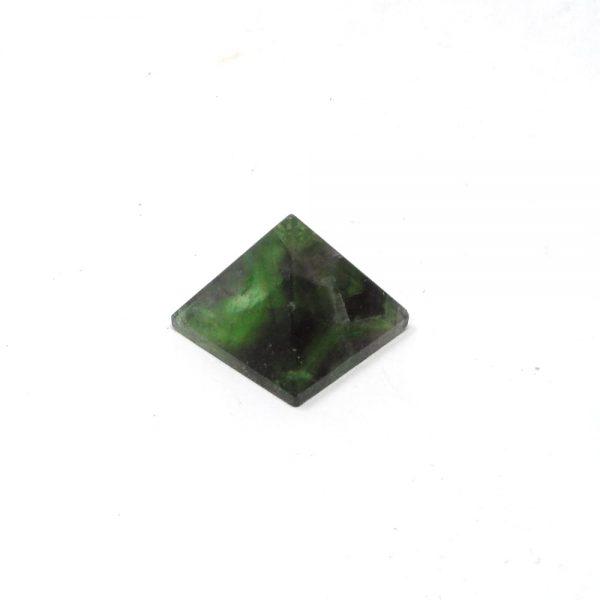 Fluorite Pyramid All Polished Crystals crystal pyramid