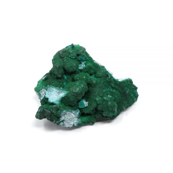 Malachite with Chrysocolla Cluster All Raw Crystals chrysocolla