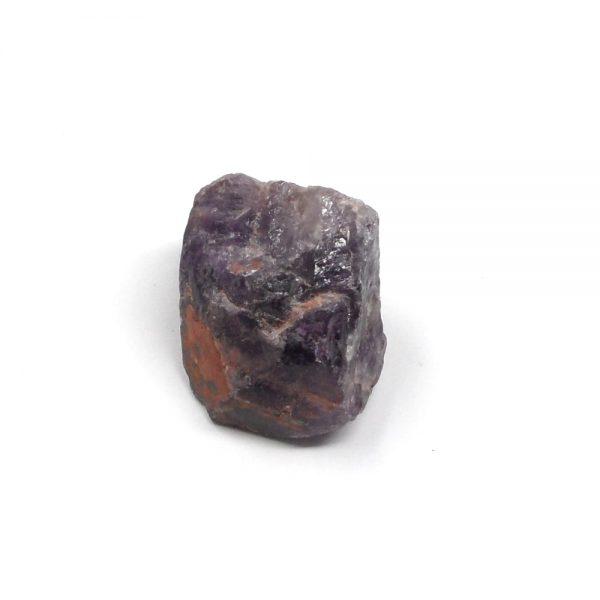 Red Amethyst Point All Raw Crystals amethyst