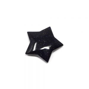 Blue Goldstone Star Specialty Items blue goldstone