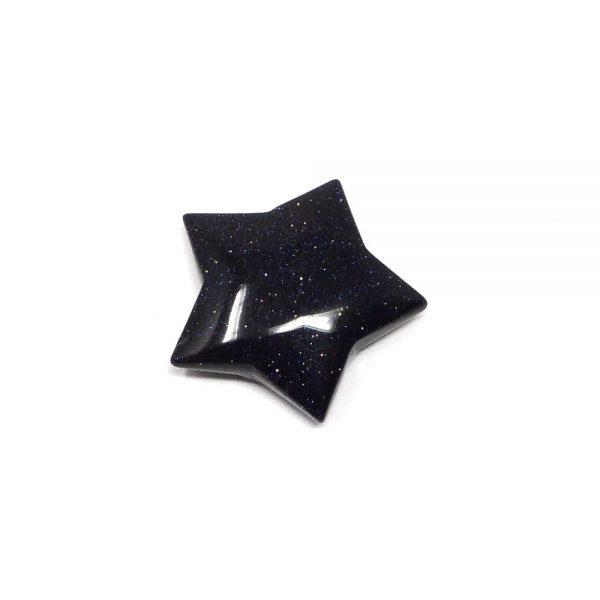 Blue Goldstone Star All Specialty Items blue goldstone