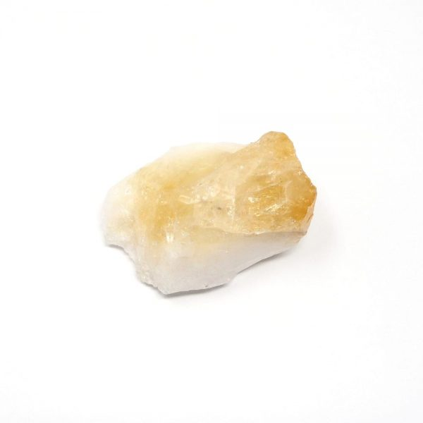 Citrine Quartz Point lg All Raw Crystals Citrine