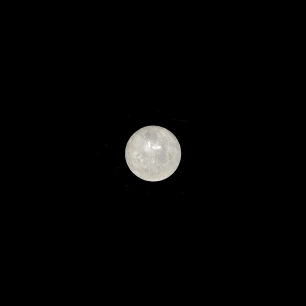Clear Quartz Sphere 20mm All Polished Crystals clear quartz