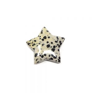 Dalmatian Jasper Star All Specialty Items crystal star