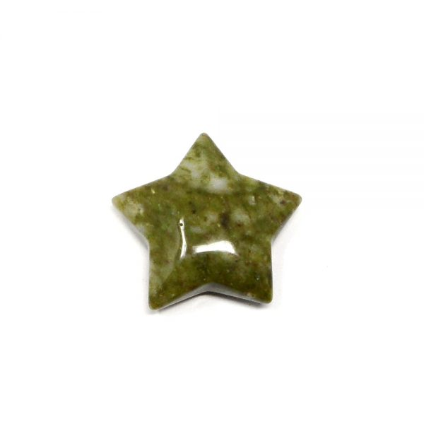 Serpentine Crystal Star All Specialty Items crystal star