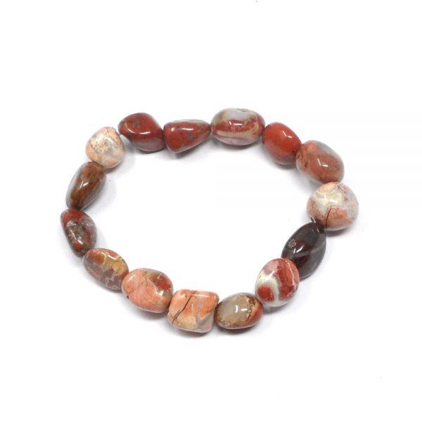 Snakeskin Jasper Bracelet All Crystal Jewelry bracelet