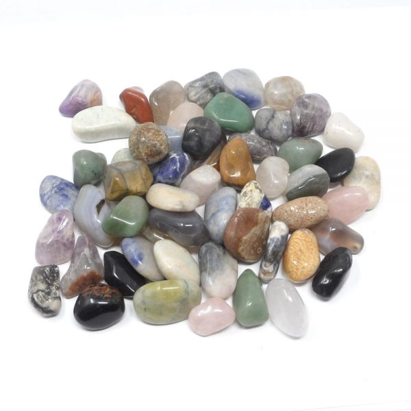 Mixed Tumbled Stones md 16oz All Tumbled Stones bulk tumbled stones
