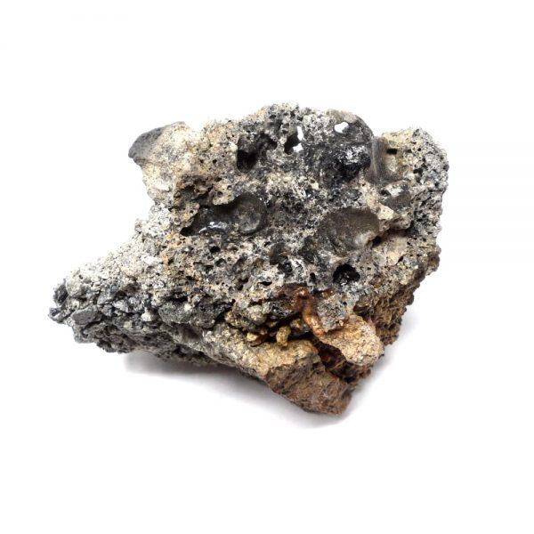 Fulgarite Mineral Specimen All Raw Crystals fulgarite