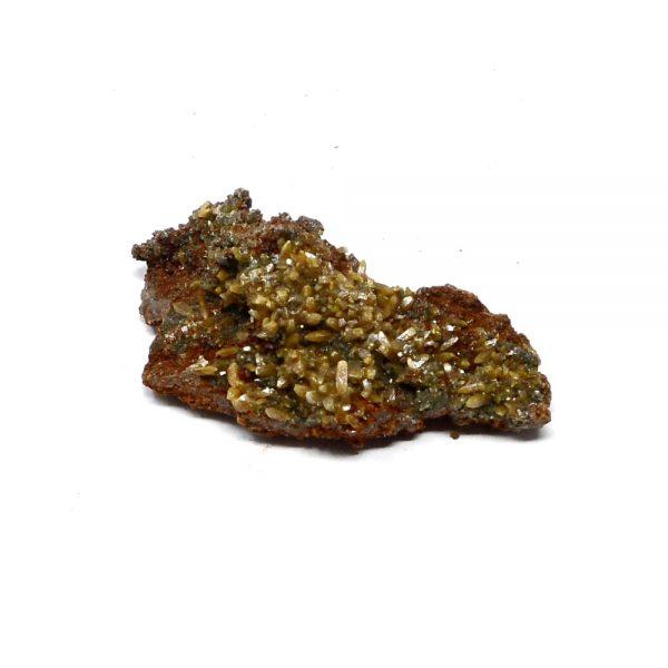 Wulfenite Specimen All Raw Crystals wholesale wulfenite